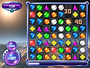 Play Bejeweled 2 official Game