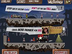 玩免费游戏 Zombie Smasher