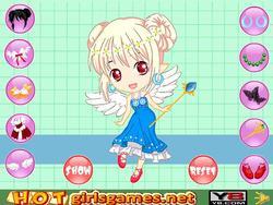Little Stylish Fairy game
