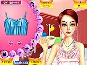 Play Vogue girl dating Game