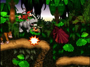 Play Donkey kong country Game