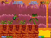 Play Daffy duck - the marvin missions 1993 Game