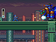 Play Mega man x Game