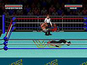 Play Wwf super wrestlemania Game