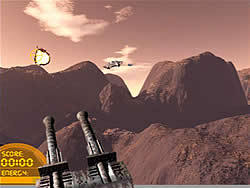 Mars Massacre 3D game