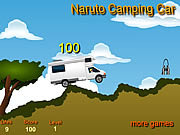 Play Naruto camping car Game