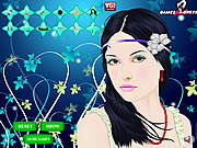Play Swanky makeover Game