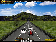 Play 3d truck mission Game