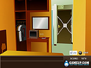Play Mystery hotel escape Game