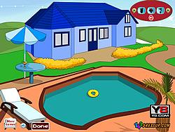 Jogar jogo grátis Swimming Pool Decoration
