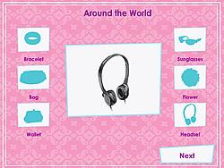 Fashion Planet Quiz game