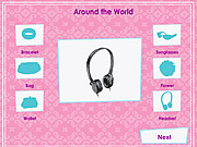 Fashion Planet Quiz game