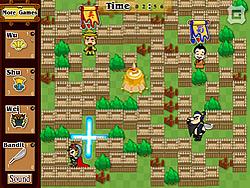 Three Kingdoms War game
