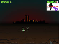 Zombies Last Stand game