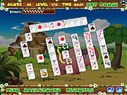 Play Stone age mahjong Game