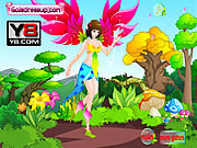 Play Naughty sprite dress up Game