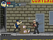 Juega al juego gratis Gangster Pursuit