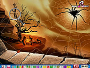 Play Hidden numbers-halloween 2011 Game