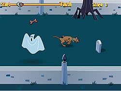 Scooby Doo 1000 Graveyard Dash game