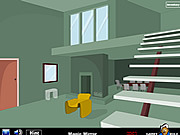 Jugar Magic mirror room escape Juego