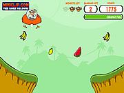 Monkey Lander Miniclip game