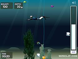 Pearl Diver Miniclip