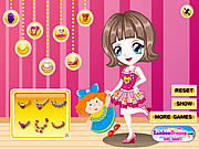 Play Cupcake doll Game
