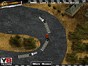 Play 18 wheels racing Game