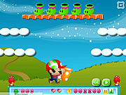 Play Mario egg catch Game