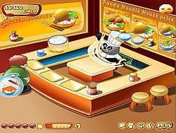 Noodle Shop game