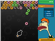 Play Doughnut shooter Game