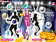 Play Halloween party dress up Game
