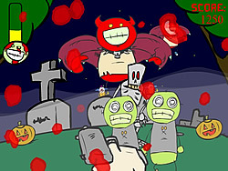Monster Mash game