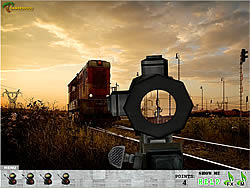 Sniper Hunter 6 game