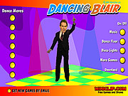 Play Dancing blair miniclip Game