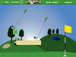 Green Physics game