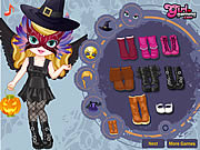 juego Halloween Costume Shopping