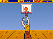 Play Basketball shot Game