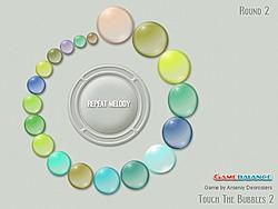 Играть бесплатно в игру Touch the Bubbles 2