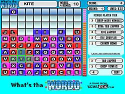 玩免费游戏 Wordo