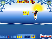 Play Surf s up Game