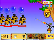 Play Honey tree defence Game