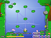 Play Lilly hop Game