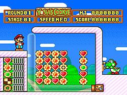 Yoshi's Cookie(1992) game