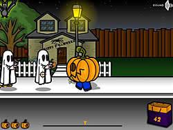 Permainan Pumpkin Run