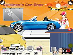 Permainan Svetlana's Car Shop