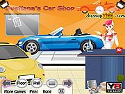 Play Svetlana s car shop Game