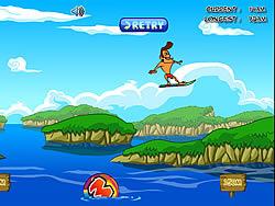 Wave Jumper game