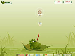 Frogee Shoot Game game