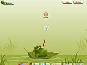 Play Frogee shoot game Game